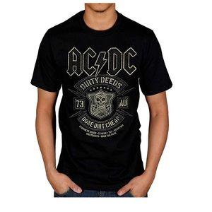 AC/DC Dirty Deeds Tee 2 XL New AC DC Mens tshirt